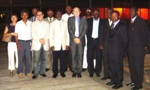 Université de Yaoundé 1, Cameroun - Novembre 2009